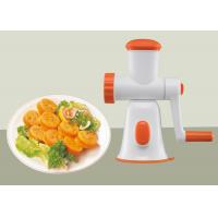 Buy cheap No Electric Hand Crank Food Processor Fully Manual Operating Homemade Type from wholesalers
