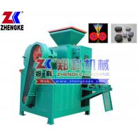 Buy cheap Capacity 1-30tph iron ore fines briquette machine from wholesalers