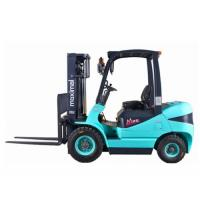 Buy cheap 3 ton Diesel Forklift with ISUZU C240 Engine from wholesalers