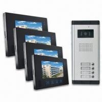 Buy cheap Video Door Phones, Easy to Install, Suitable for Small Apartment from wholesalers