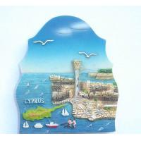 Buy cheap Resin Fridge Magnet, Polyresin Refrigerator Magnet from wholesalers