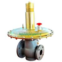 Buy cheap Gas pressure regulator compared with Fisher regulator easy to operate from wholesalers