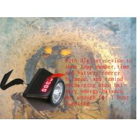 ip65 High power rechargeable led cordeless Mining Hard Hat LED Lights kl4.5lm Manufactures