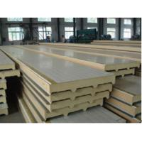 Buy cheap BEIPENG SHOUHAO® polyurethane sandwich insulation board with metal exterior panels from wholesalers