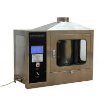 Buy cheap EN 11925-2 Building Material Flammability Tester with Touch Screen Control from wholesalers