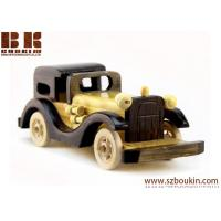 Buy cheap wooden car toy  wooden car toy plans small smart portable wood car for kids from wholesalers