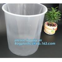 Buy cheap Plastic rigid round bottom drum liner, antistatic rigid pail liners, Rigid Pail liners/5 gallon bucket liner, Barrel Lin from wholesalers