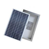Wholesale House Polycrystalline Silicon Solar Panels Antireflective Glass Silver Frames from china suppliers