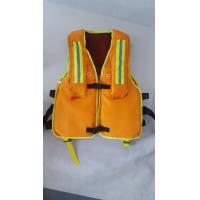 Buy cheap Customized Emulsified Foam Marine Life Saving Equipment Safety Inflatable Life Jackets from wholesalers