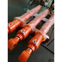 Buy cheap 440-00416A Doosan solar 300-V boom hydraulic cylinder from wholesalers