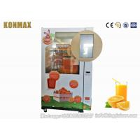 Buy cheap Orange Fruit Juice Vending Machine APP In Android Phone For Remote Control from wholesalers