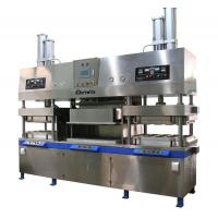 Buy cheap Disposable Paper Pulp MouldingMachinery Tableware Making  Machine 700~7000pcs/H from wholesalers