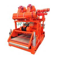 Buy cheap Hydrocyclone Mud Cleaning Equipment 0.25 - 0.4mpa With Bottom Shale Shaker from wholesalers