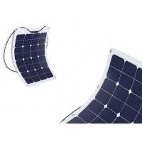 Wholesale Durable Semi Flexible Marine Solar PanelsCommercial For Camping / Portable Bag from china suppliers