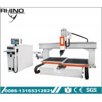 Buy cheap Heavy Duty 5 Axis CNC Wood Router , Economic Type Industrial CNC Router Table from wholesalers
