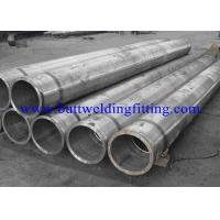 Buy cheap Alloy 601 Inconel 601 Seamless Steel Tube ASTM B167 and ASME SB167 UNS N06601 from wholesalers