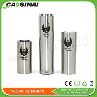 Wholesale China supplier wholesale mechanical mod e cig cartel mod from china suppliers