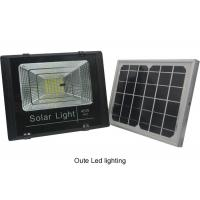 Buy cheap Waterproof Solar Powered Garden Lights , 100W Solar Powered Security Lights from wholesalers