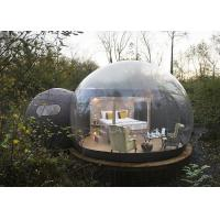 Wholesale Crystal Inflatable Bubble Tent House Dome 3M / 4M / 5M Size CE Approved from china suppliers