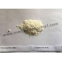 Buy cheap 99% Purity Anabolic Steroid Sarms Ostarine MK 2866 Enobosarm for Bodybuilding from wholesalers