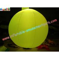 Wholesale Stage Pvc Inflatable Lighting Decoration Ball from china suppliers
