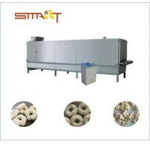 Buy cheap 300-500Kg / Hr Snack Food Extruder Machine , Corn Snacks Making Machine from wholesalers