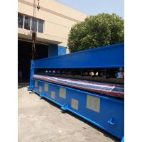Wholesale Felt Middle Speed Needle PunchIng Machine , PP Non Woven Fabric Making Machine from china suppliers