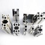 Buy cheap 5-6M Industrial Aluminium Profile , Aluminium T Slot Track ISO9001 Approval from wholesalers