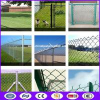 Buy cheap Hot Dipped Galvanized Chain Link Fencing , Horse / Panda / Deer Farm Fencing from wholesalers