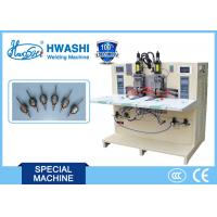 Buy cheap Wound Rotor Motor / Commutator Electrical Welding Machine With Automatic Fixture from wholesalers