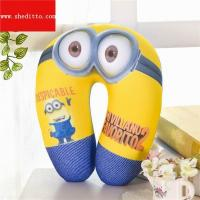 Buy cheap Custom print u shape pillow,car and airplane neck support pillow,horeseshoe sleep pillow from wholesalers