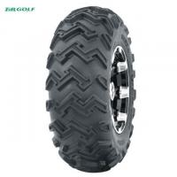Buy cheap 10 Inch Street  Golf Cart Street Tires Non - Directional Angled OEM Service from wholesalers