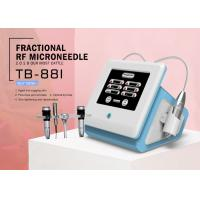 Buy cheap Micro Needle Mono & Bipolar RF Fractional Machine for Wrinkle Removal Skin Tightening from wholesalers