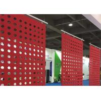 Buy cheap Modern Office Partition Wall Hollow Panel Office Divider Walls 9mm 12mm from wholesalers