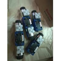 Buy cheap Rexroth Directional spool valves, direct operated with solenoid actuation 4WE6HA6X/EG24N9K from wholesalers