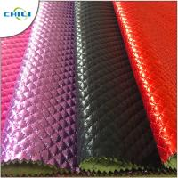 Buy cheap Synthetic Faux Leather Tablecloth 1.2mm Thickness Precision Cutting PU from wholesalers