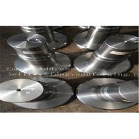 Wholesale 18CrNiMo7-6 8822H 4140 4330 Alloy  Steel Open Die Forged Shaft Heat Treatment And Machined from china suppliers