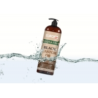 Buy cheap Black Castor Oil Shampoo For Fine And Dry Hair Natural Fragrance Shampoo from wholesalers