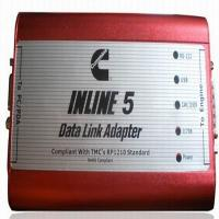 Buy cheap INLINE 5 Cummins INSITE 7.3 Diagnostic Tools For Trucks with 6 Pin, 9 Pin, 16 Pin Cable from wholesalers