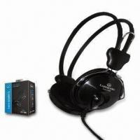 Buy cheap Sturdy Steel Frame Structure Wired Headphones with 20Hz to 20kHz Frequency from wholesalers