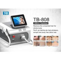 Buy cheap Triple Wavelength 755nm 808nm 1064nm Diode Laser Hair Removal Machine Laser Diode 808 from wholesalers