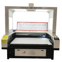 Buy cheap Automatic Laser Cloth Cutting Machine 80w/100w Intelligent Identification from wholesalers