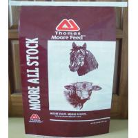 Wholesale QDCD Durable BOPP Laminated Bags , PP Woven Laminated Bag For Horse Feed from china suppliers