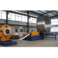 Wholesale Spiral corrugated culvert pipe making machine from china suppliers