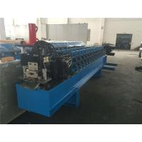 Wholesale Wall Board  Shutter Roll Forming Machine with Punching system 0.4-0.7mm from china suppliers