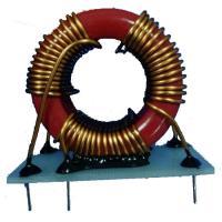 Buy cheap 1.2mH - 2.0mH Three Phase Common Mode Choke 1kHz / 50mV With Ferroxcube product