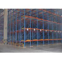 Buy cheap Warehouse Heavy Duty Gravity Type Flow Roller Rack from wholesalers