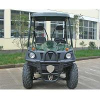 Buy cheap Auto Dump Bed Gas Utility Vehicles 300CC Water Cooled Atv Utility Vehicles from wholesalers