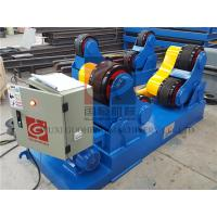 Buy cheap Self Aligning type Pipe Welding Rotator With 20T Capacity for Boiler Automatic Welding product