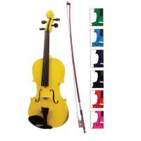 Buy cheap Classic Handmade Violin 1 / 8 Small With Ebonized Fingerboard from wholesalers